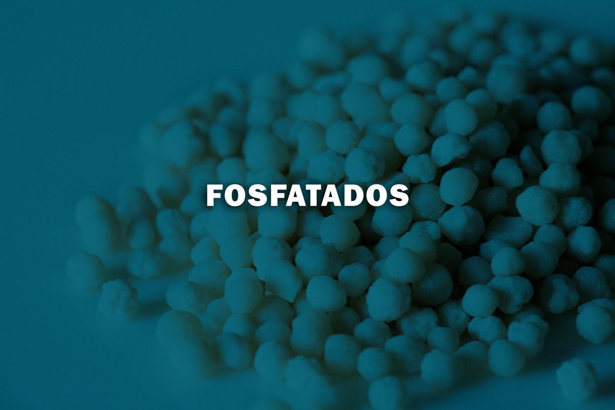 - O macronutriente Fósforo faz parte das biomoléculas das plantas.