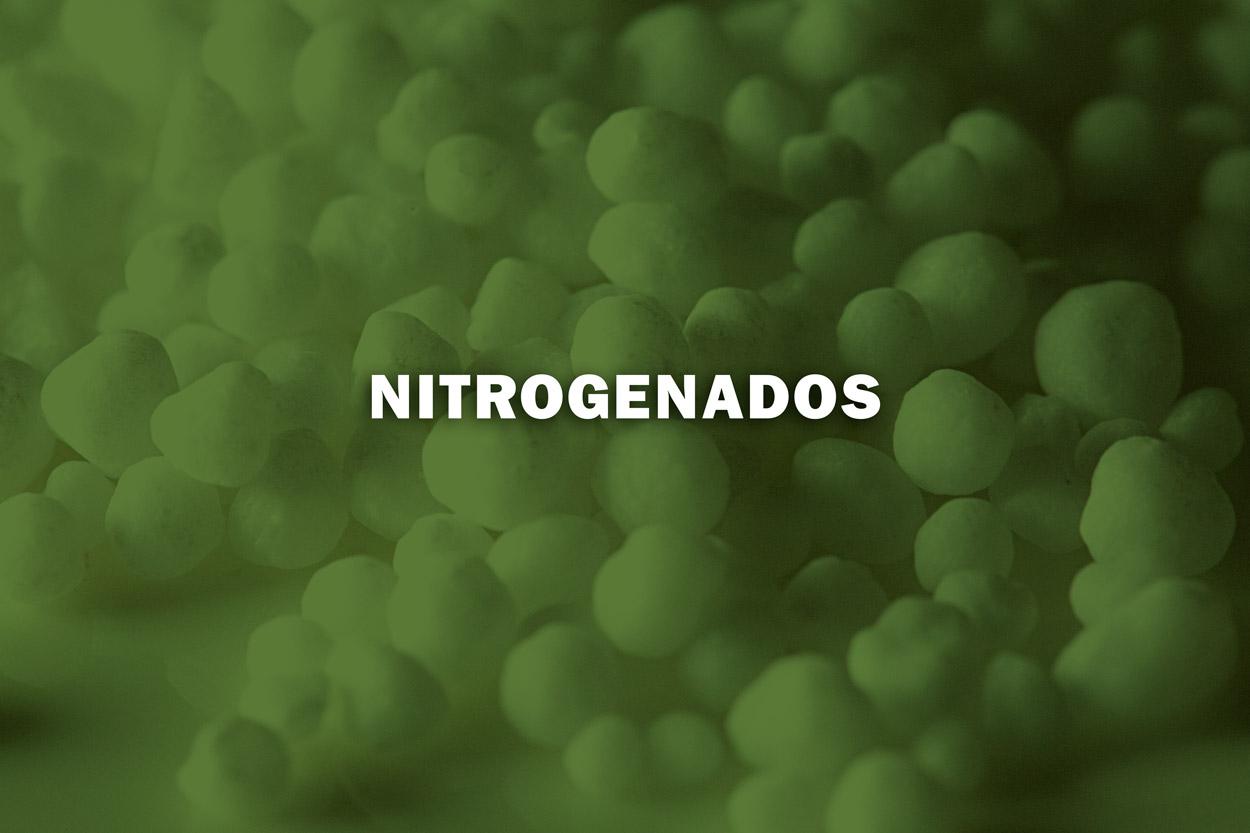 - A incorporação do Nitrogénio nos fertilizantes faz com que este tipo seja o mais indicado para favorecer o crescimento das plantas e melhorar a sua estrutura.